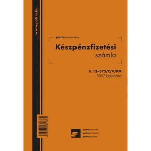 B.13-373 Egyszerűsített KP